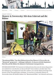 bezirkszeitungartikel 216x300 - Reviews und Presse
