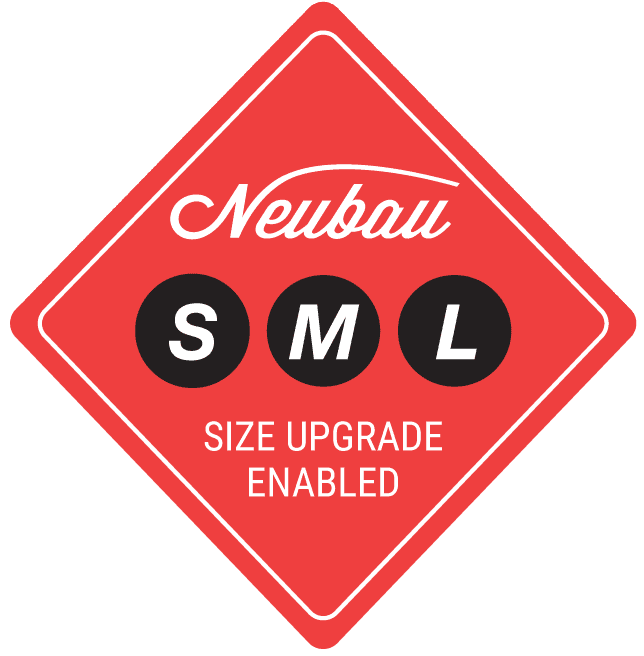 RB Neubau SML Sticker Lay1 select - KONTAKT reanimated-bikes