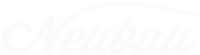 RB Neubau LogoCrop white - Neubau sport, Rot/Chrom