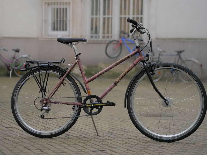 Fahrrad: Retro Puch City Bike in 1070 Wien für € 100,00 zum
