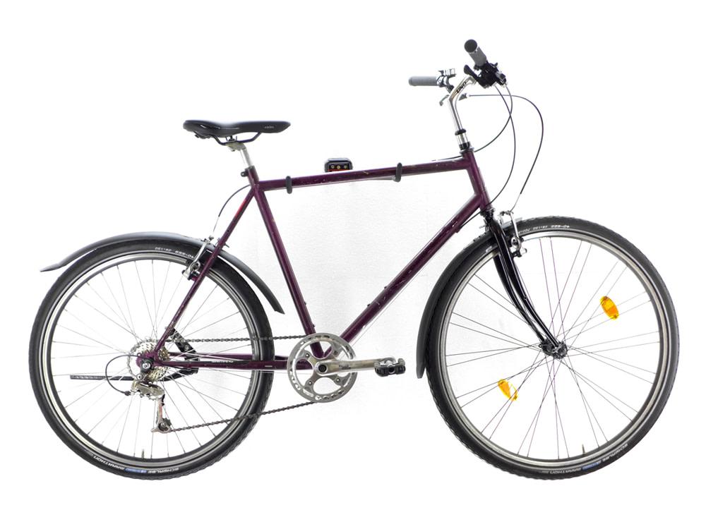 CRU WR 0299 orig 1000 - SHOWROOM - custom bikes - neubau - vintage bikes
