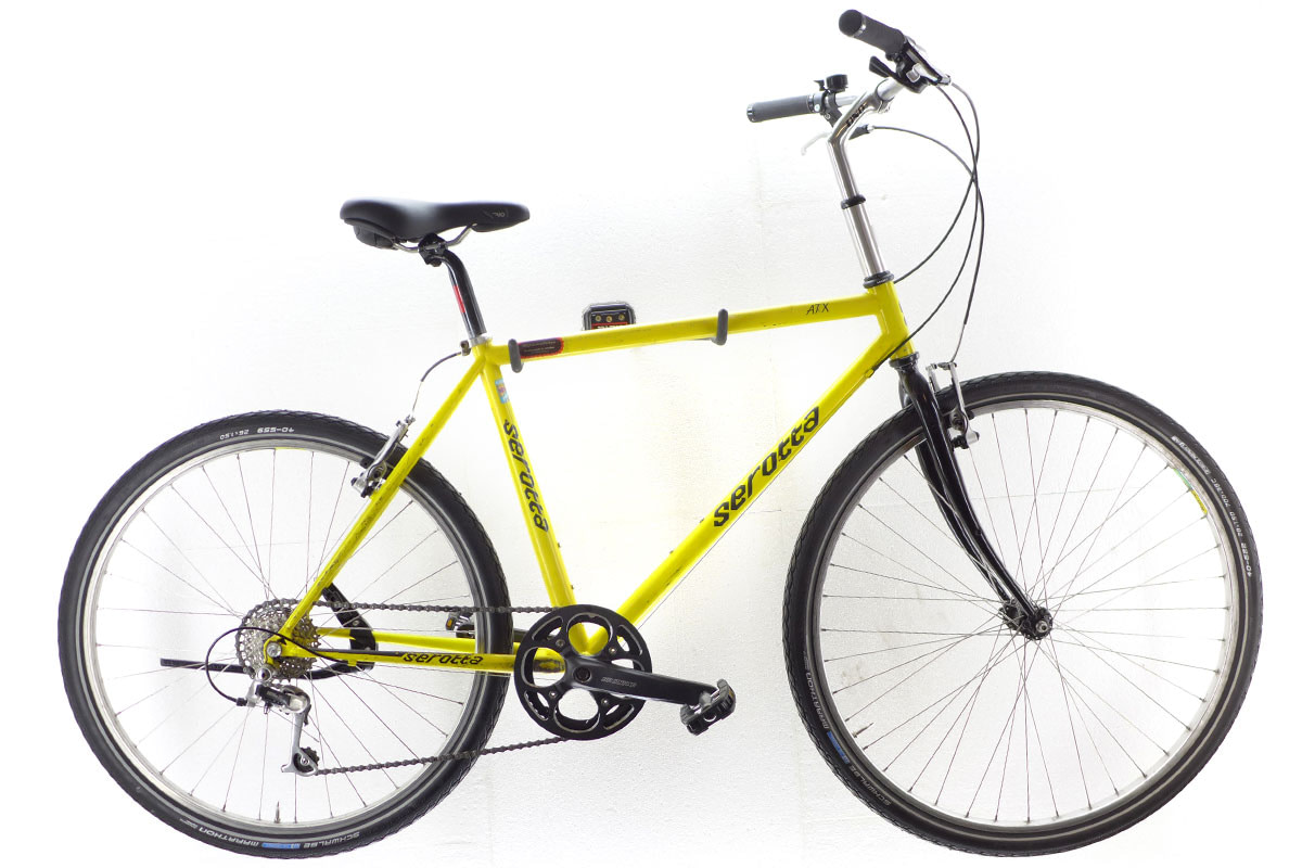 cru serotta y 0124 1200 - SHOWROOM - custom bikes - neubau - vintage bikes