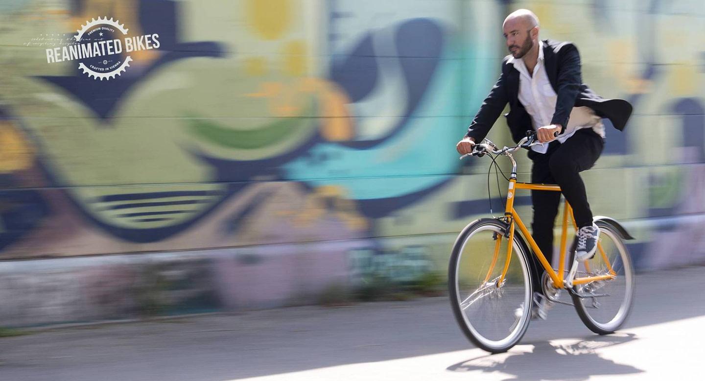 Neubau fahrrad