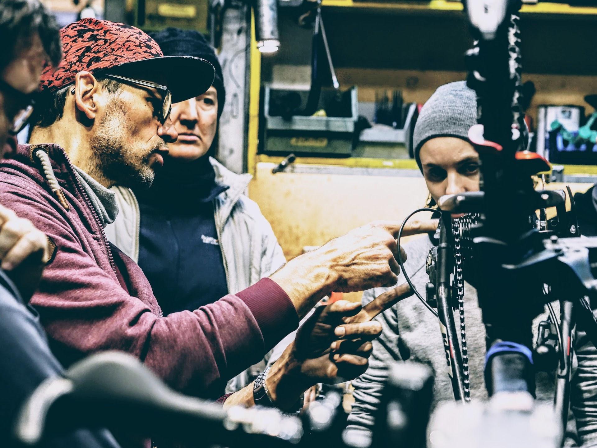 1130846 - Workshops & Reparaturkurse