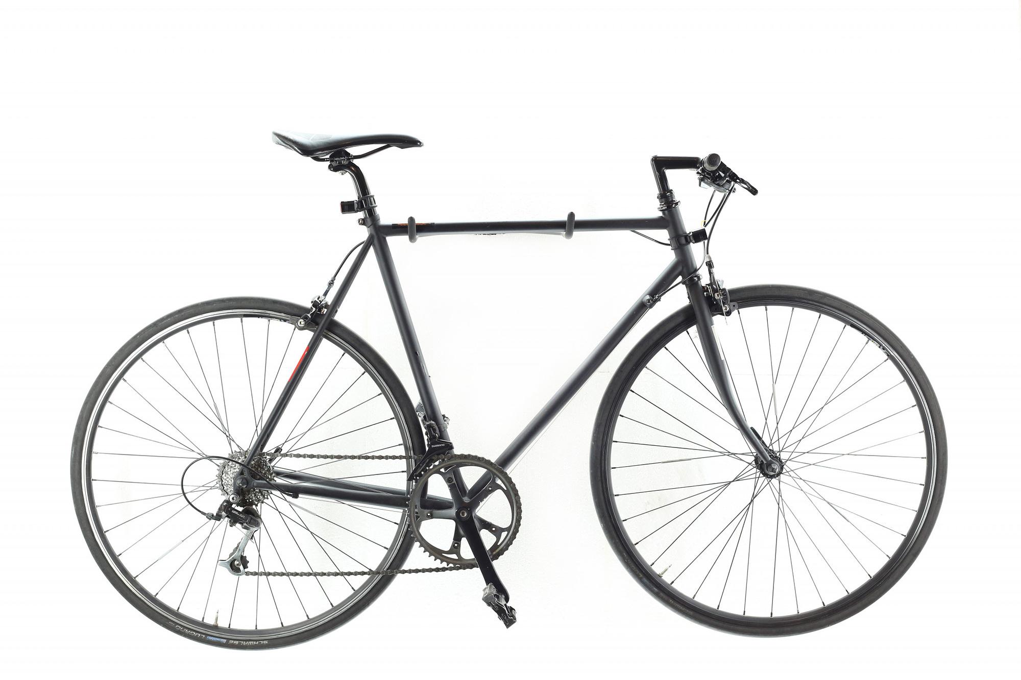 cu allblack matt 1 - SHOWROOM - custom bikes - neubau - vintage bikes
