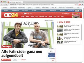oe24 320px - Reviews und Presse