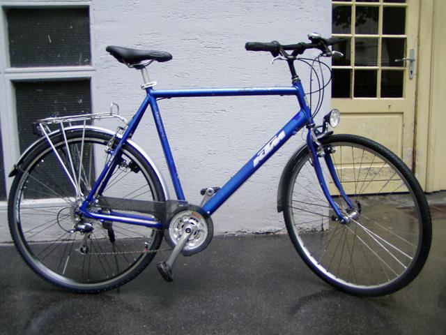 ktm 640 na - SHOWROOM - custom bikes - neubau - vintage bikes